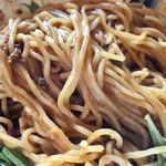 116152913 - 汁なし担々麺(850円)