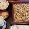 石挽 手打ち いわもと - 料理写真:せいろ(650円)