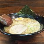 麺屋 龍 - 龍ラーメン550円