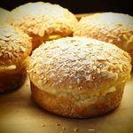 MONDIAL KAFFEE328 BAKERY ザヴォート - カスタードクリームパン