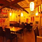 北海道海鮮居酒屋 いろりあん - 内観写真: