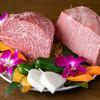 和牛焼肉 布上 - 料理写真:肉ブロック
