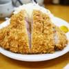 とんかつ山家 - 料理写真:ロースかつ定食 大