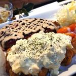 ふくまめ - 料理写真:二つとも、実はお魚!!