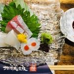 地酒蔵大阪 - 三種盛り