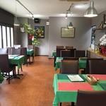 インド家庭料理 ラニ - 店内