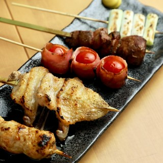 【必食❗️】伝承の焼鳥と鳥料理