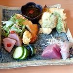片町 弥ひろ - お蕎麦ランチ♪