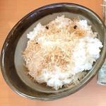 片町 弥ひろ - お蕎麦ランチ♪ じゃこご飯