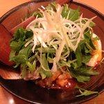 王朝 - 本場担担麺(880円)汁なしです