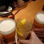 宮崎幸男 - (自分は)まずは生で乾杯
