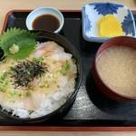 道の駅 てしお レストラン - 料理写真: