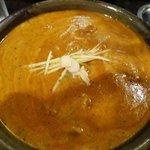 インド料理 シャティ - チキンカレー