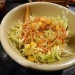インド料理 シャティ - サラダ
