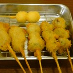 ヤマハチ商店 - 串カツ ※2009年2月