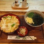綱道 - 衣笠丼定食