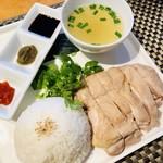 tcc GINZAの洋食 - tcc海南鶏飯