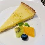 tcc GINZAの洋食 - デザート
