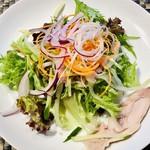 tcc GINZAの洋食 - サラダ