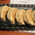 24時間 餃子酒場 - 焼き餃子