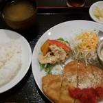キッチンヒマラヤ - 料理写真:ランチ