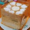 ケーキと焼き菓子の店 旬菓房 ふりあん - 料理写真:キューブシフォンケーキ