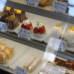 ケーキと焼き菓子の店 旬菓房 ふりあん -