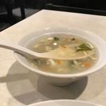 ヤンヤン - 玉子スープ