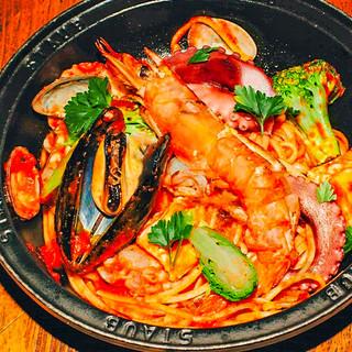 【旬が美味しい魚介料理♪】季節の食材を日替わりで楽しめます!