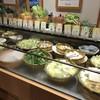 しゃぶ葉 - 料理写真:野菜コーナー