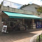井の頭恩賜公園ボート売店 - 店舗外観