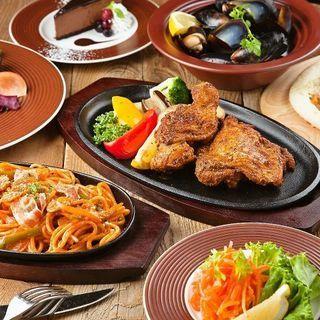 ご宴会にオススメ◎老舗洋食店のお料理を贅沢なコースでご堪能