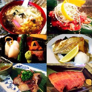 魚、焼物、揚物…和食を極めた料理長による本格和食を気軽に◎