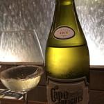 Tosaka-na Dining Gosso - 南アフリカワイン