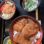 喜多呂 - ヒレソースカツ丼