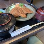 喜多呂 - ソースカツ定食