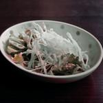 ステーキバル Ryo GINZA - ミニサラダ
