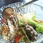 116229844 - 安納芋とジャガイモのポテトサラダ