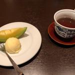 松木家 - デザート