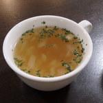 レストラン Tiara - スープ