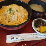 海望 - ・かに丼 930円