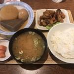 天神橋2丁目食堂 - トータル 1080円