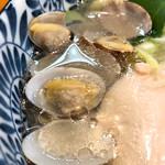 中村商店 - 貝のうまみ塩らぁ麺