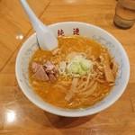 さっぽろ純連 - 料理写真:みそ 770円