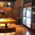 丸バル 北海道食市場 丸海屋バル -