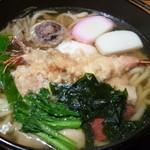 長徳 - 鍋焼きうどん