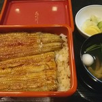 喜代川 - 「松」4,000円と「肝吸い」250円