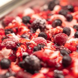 果林樹 - 料理写真:生チョコと1、2を争う人気の「フルーツ山」