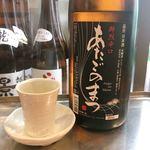 炭火と日本酒 ちょいちょい - 2杯目
