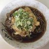 ういーん - 料理写真:天ぷらそば(340円)